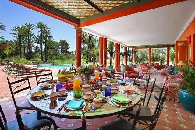 Luxury Villa Happy Marrakech
