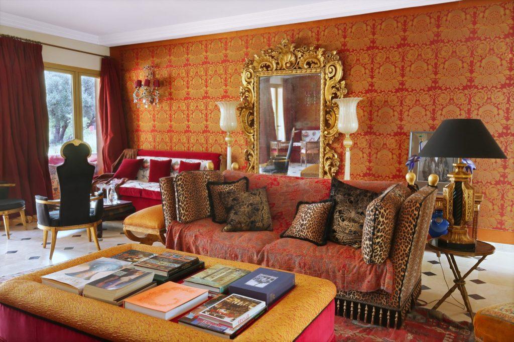 Sitting room Villa Happy Marrakech