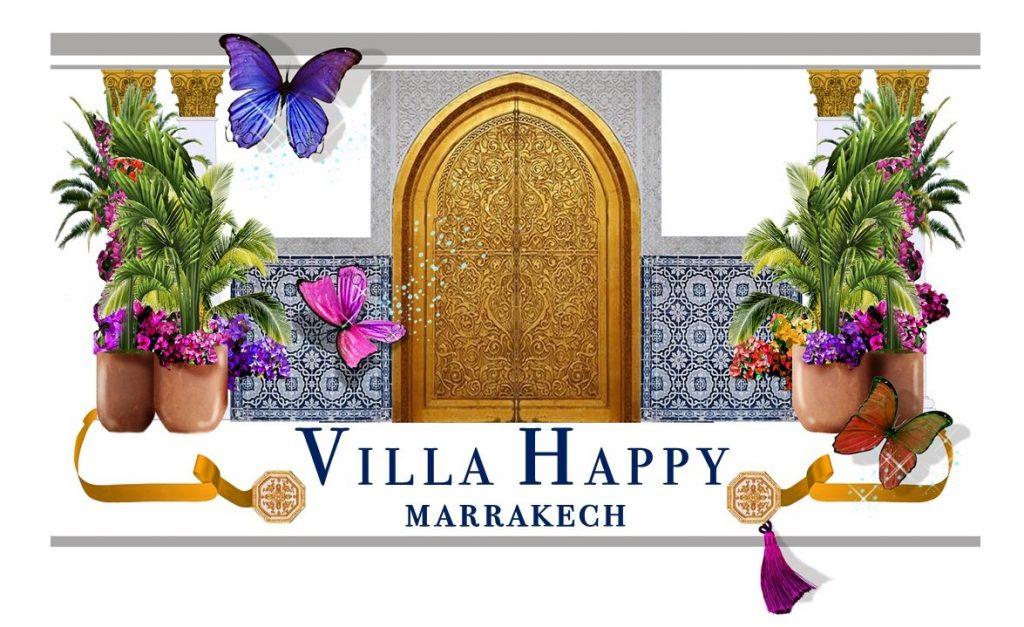 Luxury Villa in Marrakech